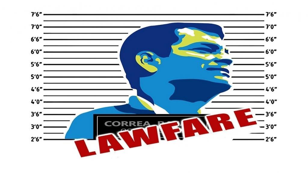 La guerra jurídica, o lawfare, también en Ecuador
