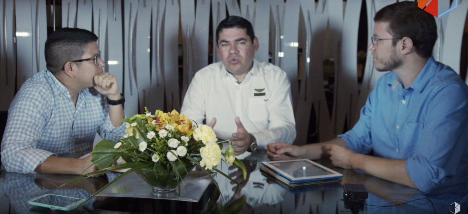 Entrevista al Presidente del CPCCS, José Carlos Tuárez.