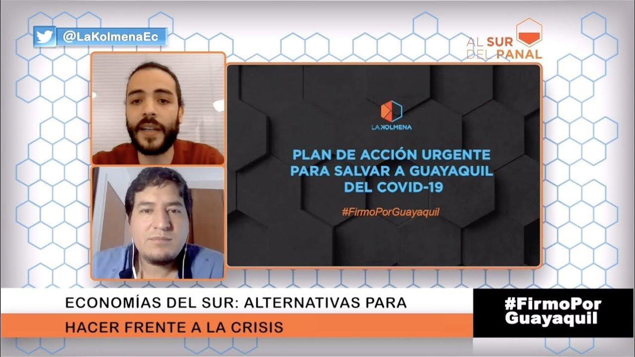 Al Sur Del Panal – ANDRÉS ARÁUZ – Dolarización en crisis y mal manejo económico: Sí hay alternativas