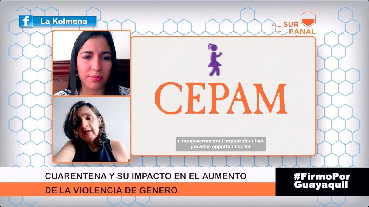 Al Sur Del Panal-PATRICIA REYES – Covid19: Dramático aumento de violencia de género en cuarentena.