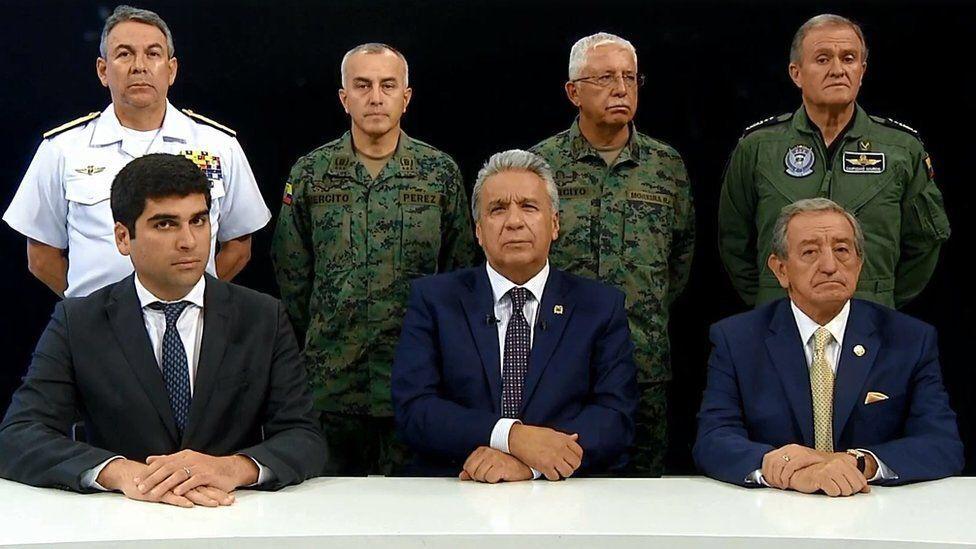 LA DEMOCRACIA CONSTITUCIONAL ECUATORIANA A LA LUZ DE LA EMERGENCIA SANITARIA