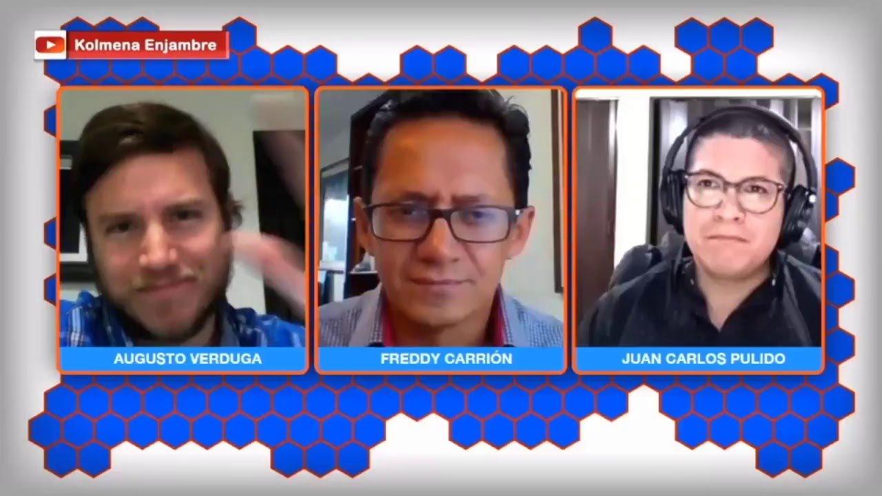 Diálogos Con La Kolmena – Entrevista Al Defensor Del Pueblo Dr. Freddy Carrión