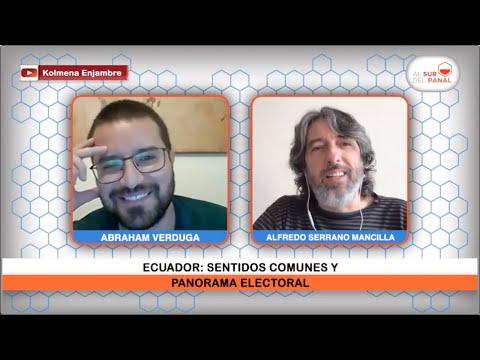 Ecuador: Sentidos comunes y panorama electoral (encuesta CELAG)
