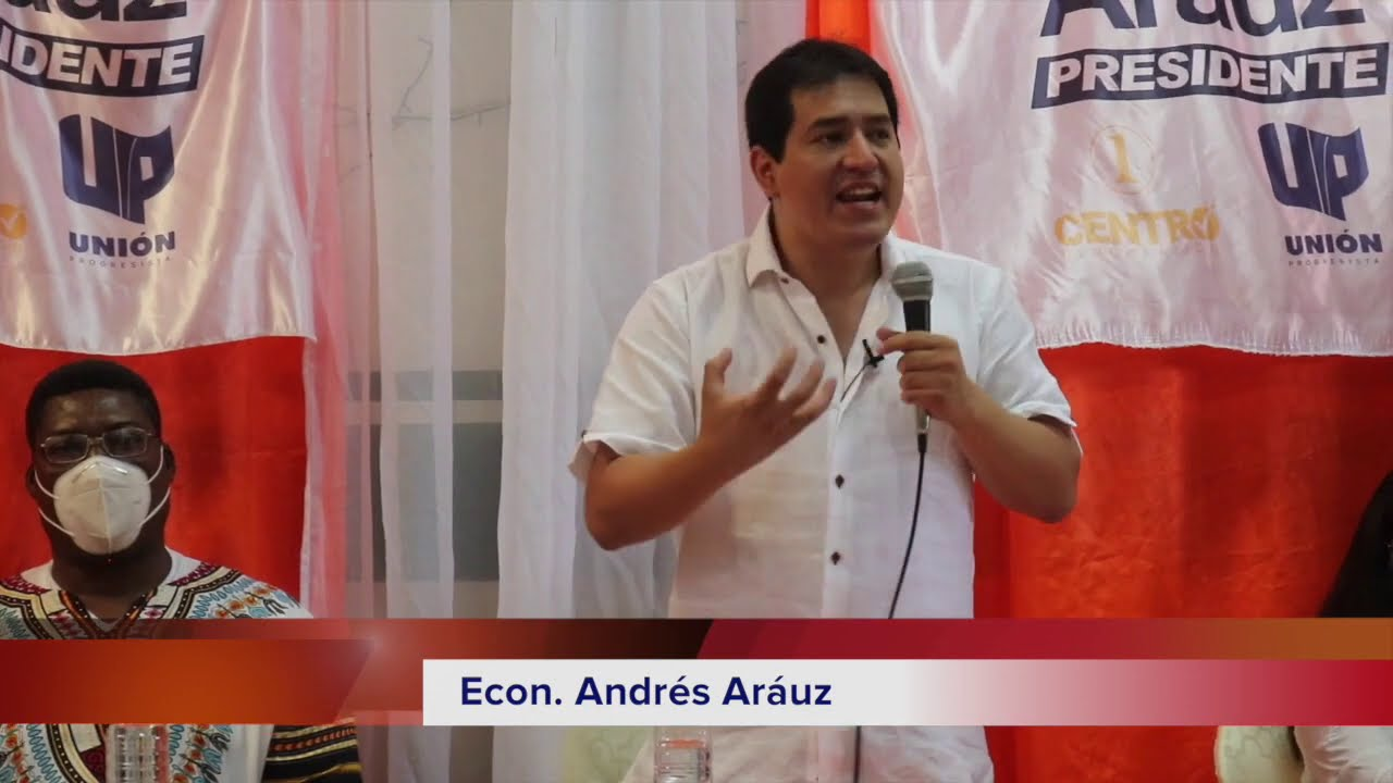 MANDAR OBEDECIENDO \ Andrés Aráuz con Pueblo Afroecuatoriano