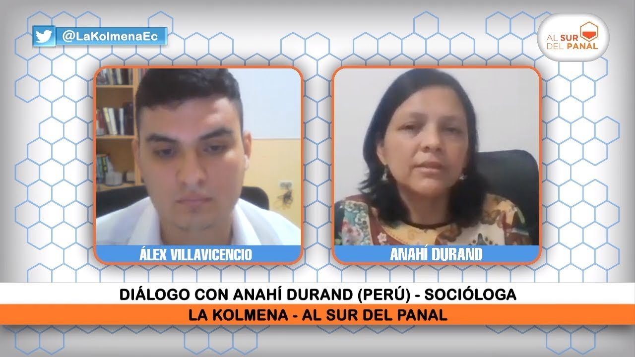 #AlSurDelPanal – ANAHI DURAND