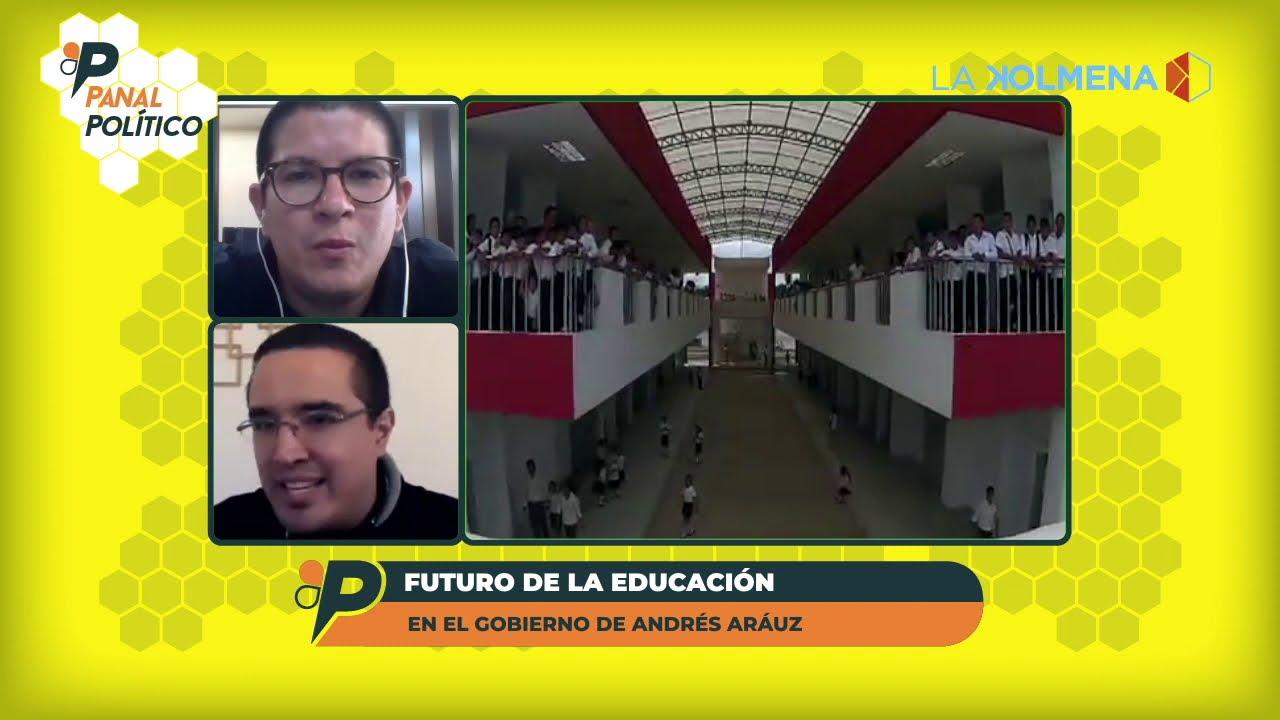 La educación como centro de la transformación en el gobierno de Andrés Aráuz