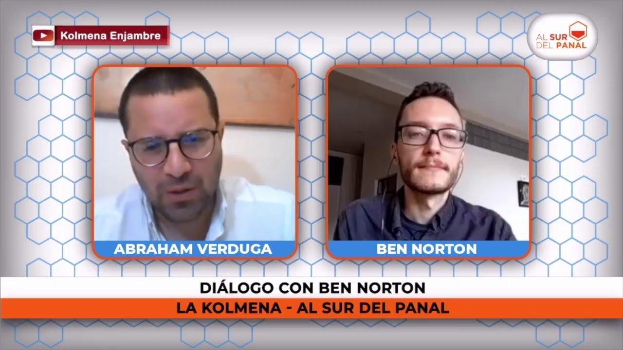 Al Sur Del Panal – Entrevista con Ben Norton