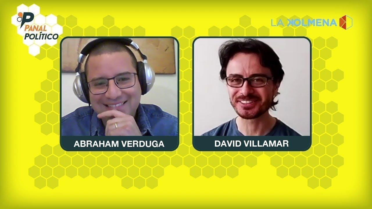 Diálogo con David Villamar – Futuro económico y productivo – Wikiplan
