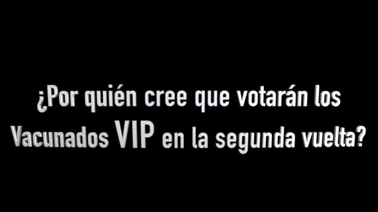 Zumba La Calle – El Voto de los Vacunados VIP