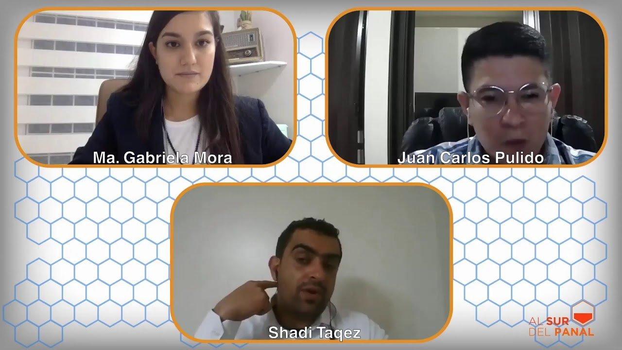 Al sur del panal – Entrevista a Shadi Taqez sobre la masacre que vive Palestina.