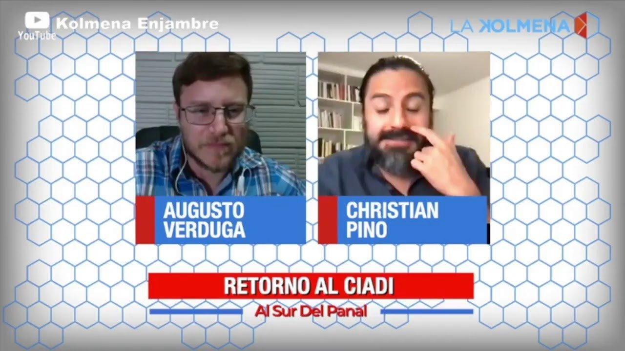 Al Sur Del Panal – Christian Pino – Retorno al CIADI