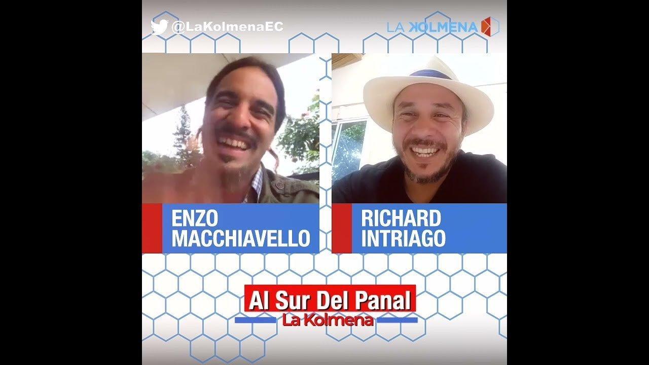 Al Sur Del Panal – Richard Intriago