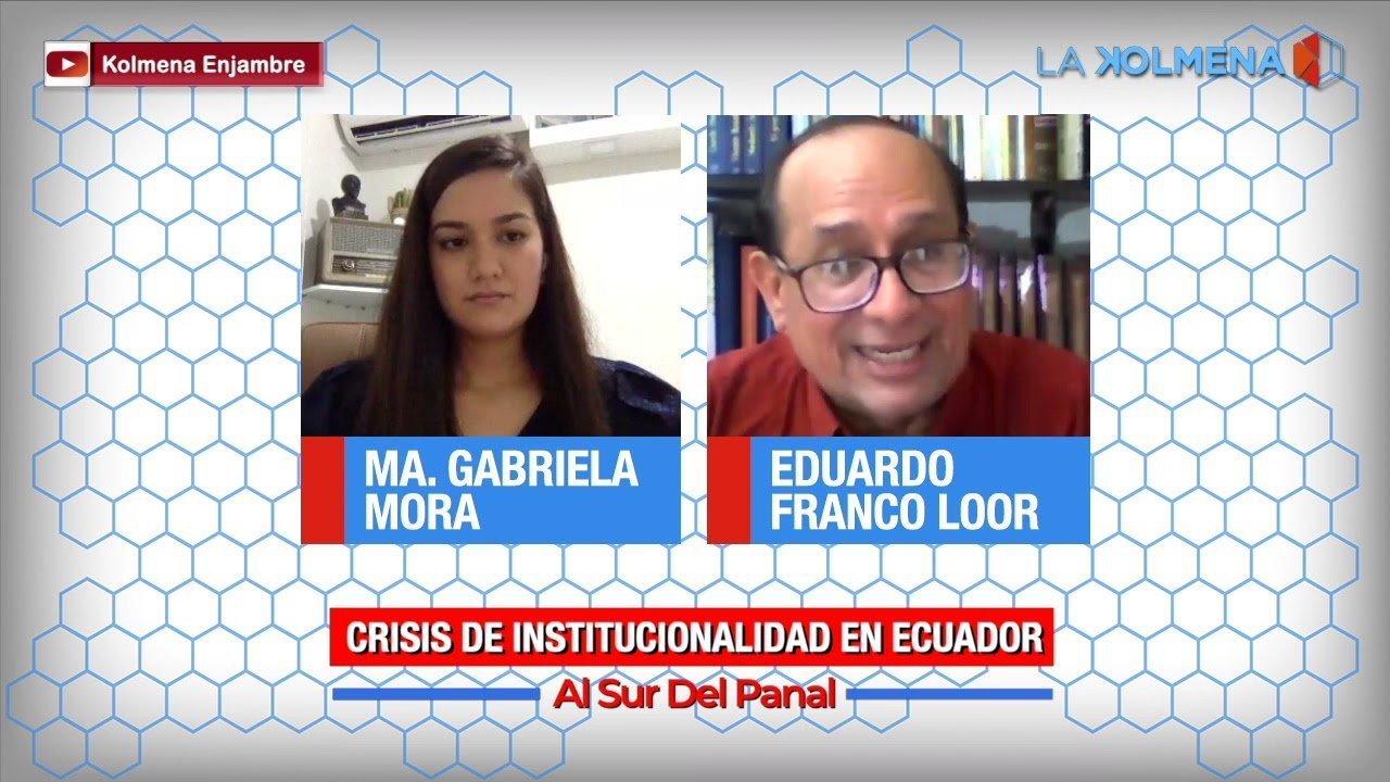 Al Sur Del Panal – Eduardo Franco Loor